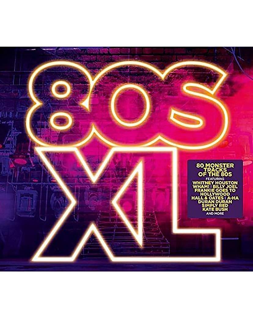 Various Artist - 80'S XL