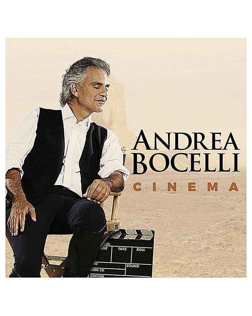 Andrea Bocelli cinema