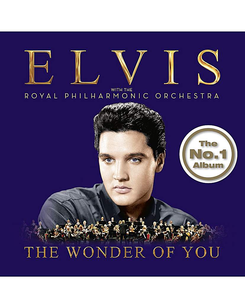 Elvis the wonder of you