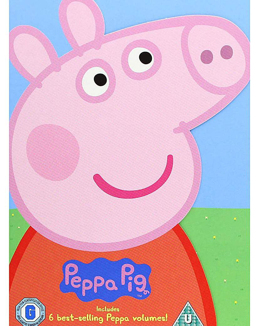 Peppa Pig  Head Box Set