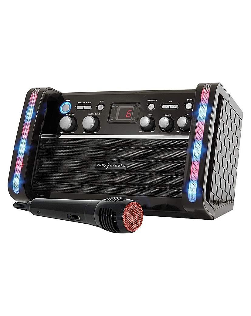 Easy Karaoke Eks212 With Lights