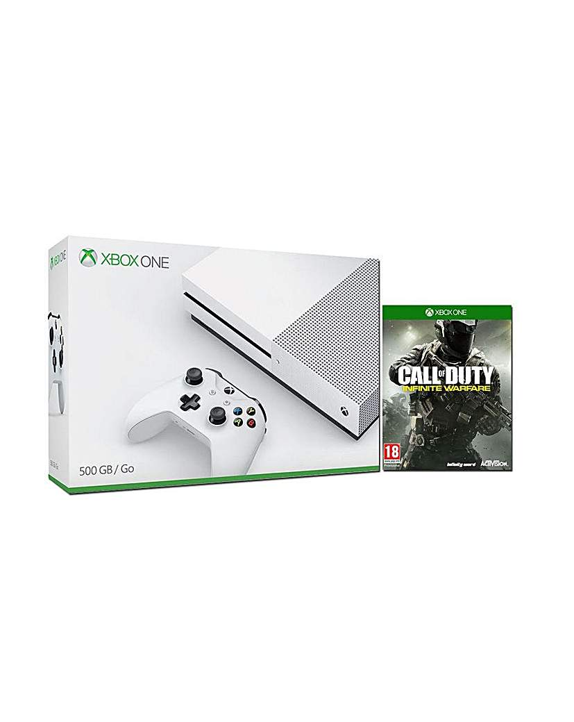 XB1 S 500gb and Call of Duty Infinite