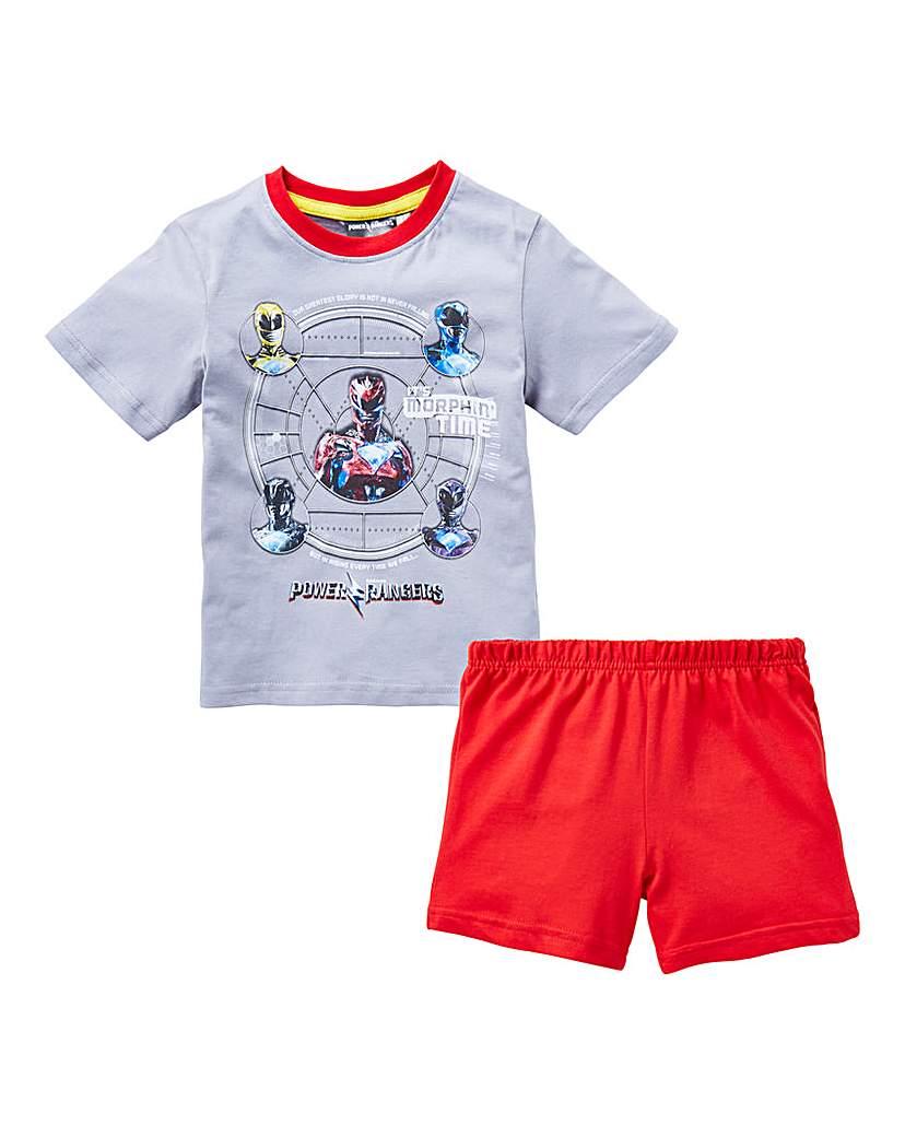 Image of Boys Power Rangers Pyjamas