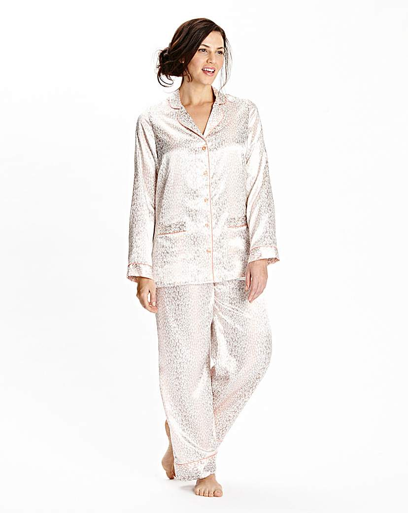 Milarosa Matt Satin Pyjama Set