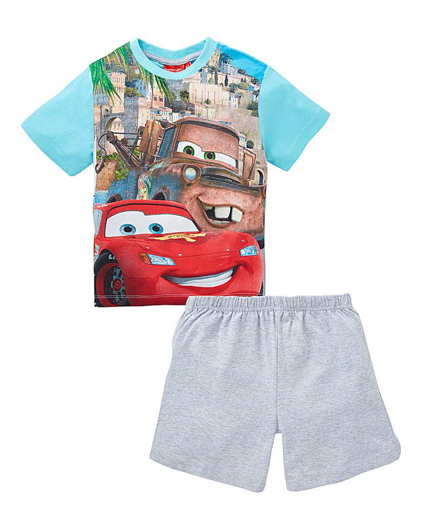 Image of Boys Cars Pyjamas