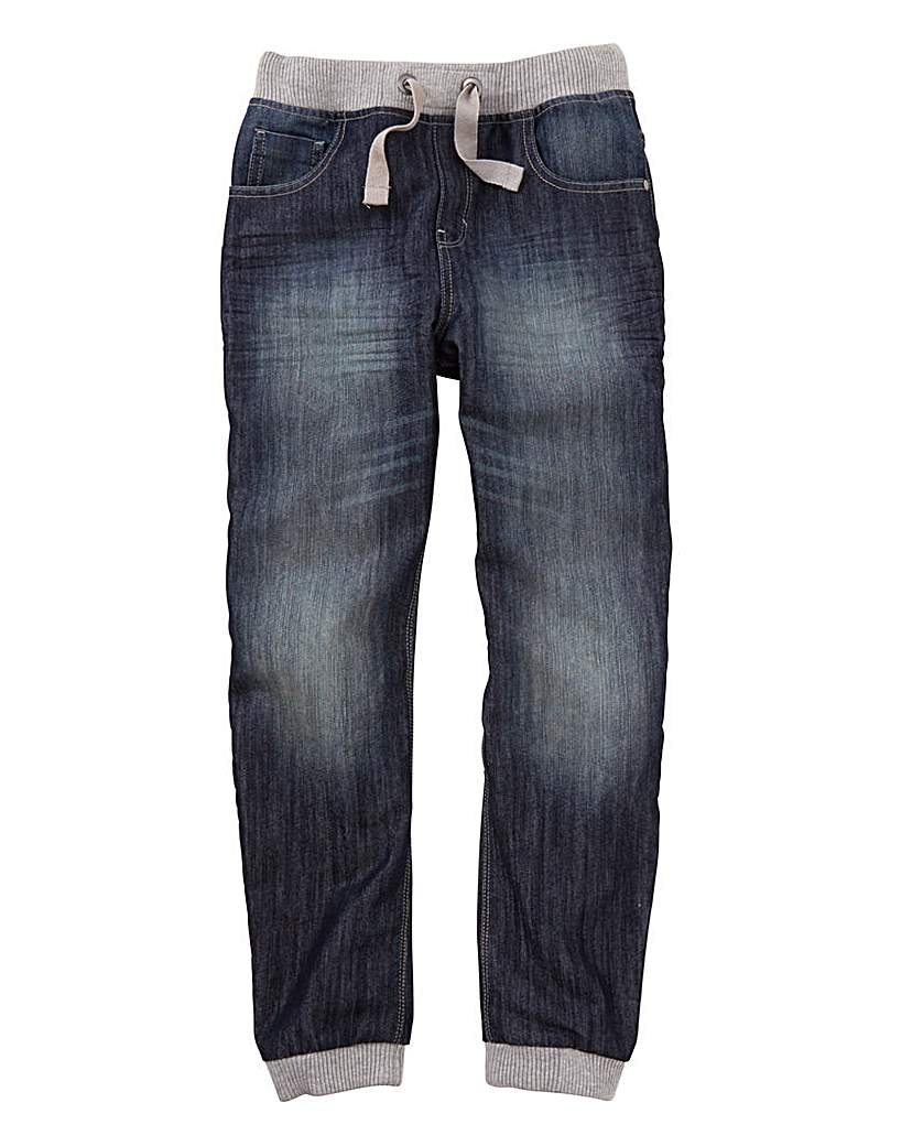 Image of KD EDGE Knit Top Jeans (7-13 yrs)