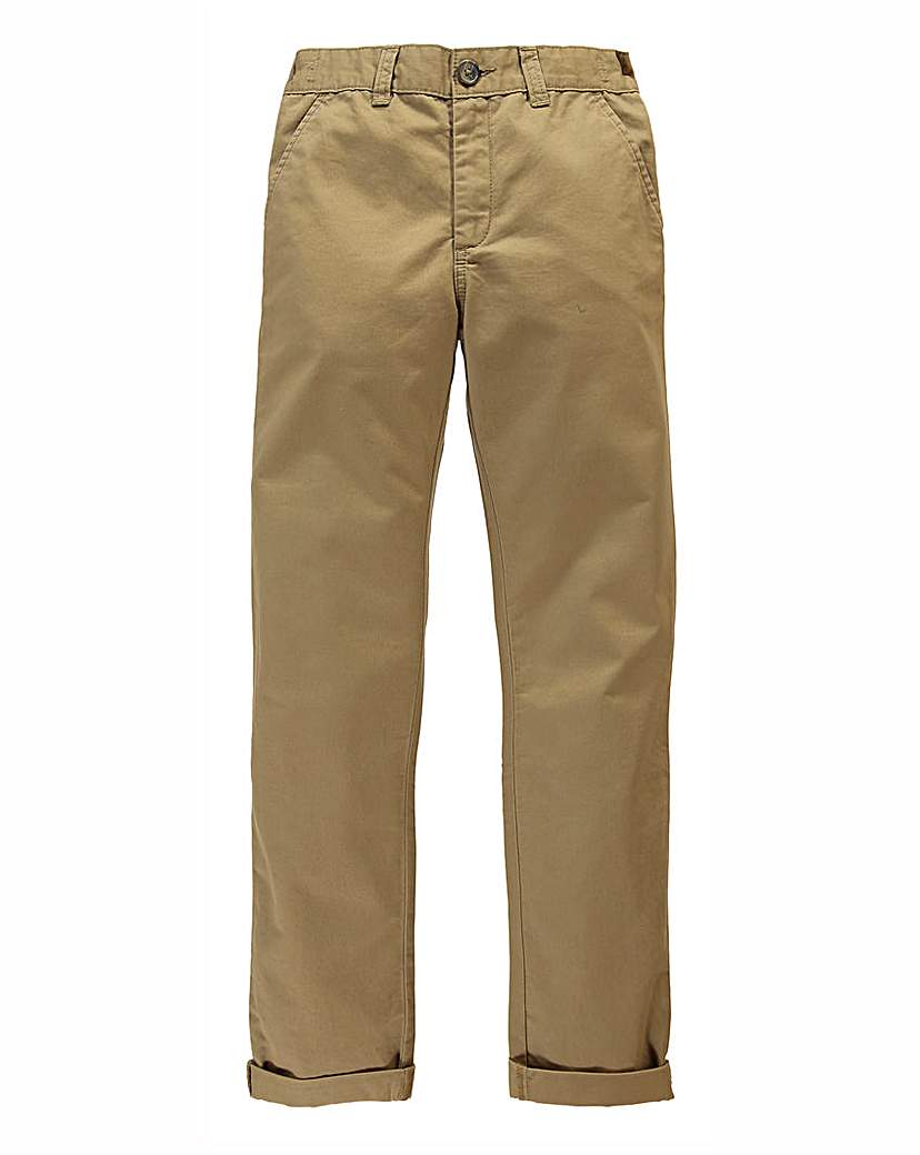 Image of Union Blues Boys Chino Generous Fit
