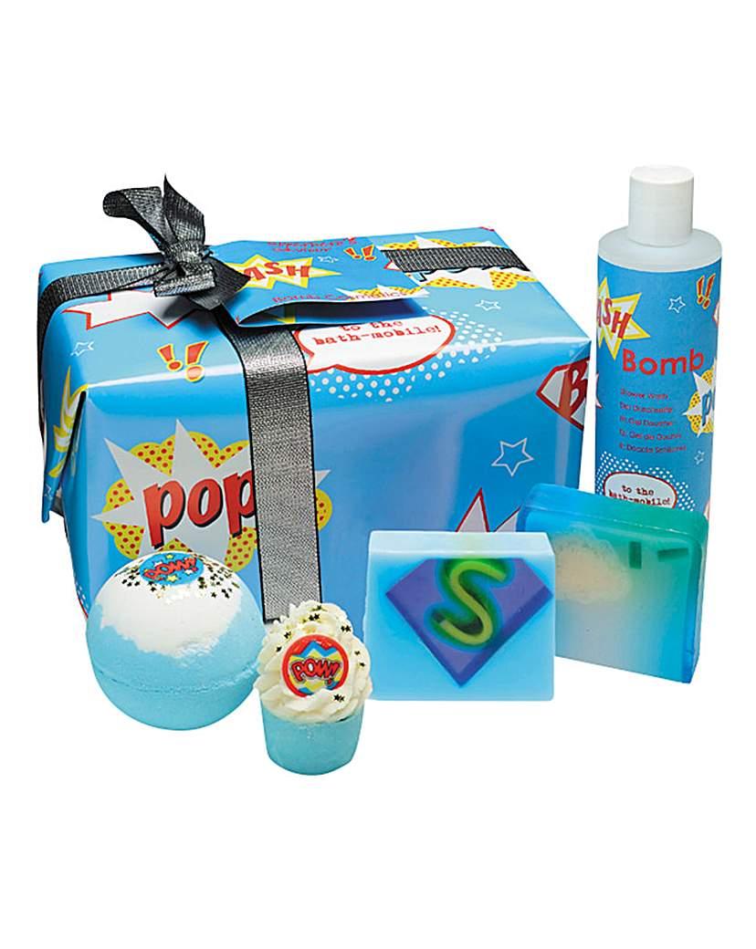 Image of Bomb Cosmetics Superhero Gift Pack
