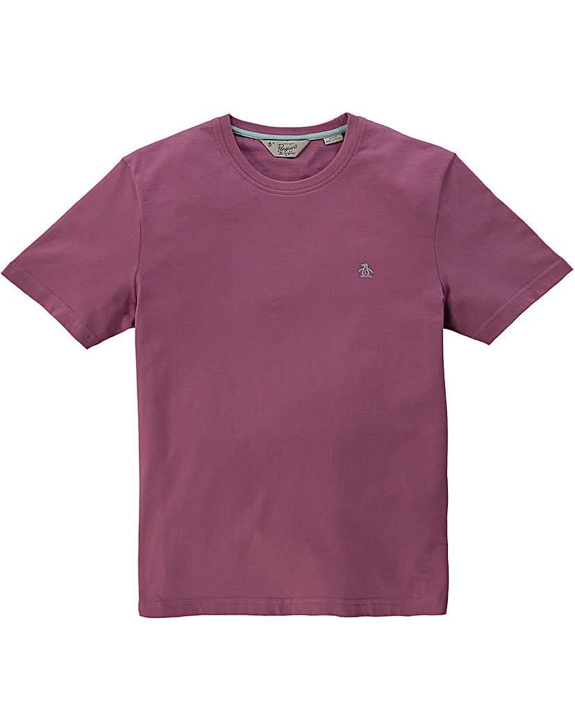 Image of Original Penguin Pin Point T-Shirt Reg