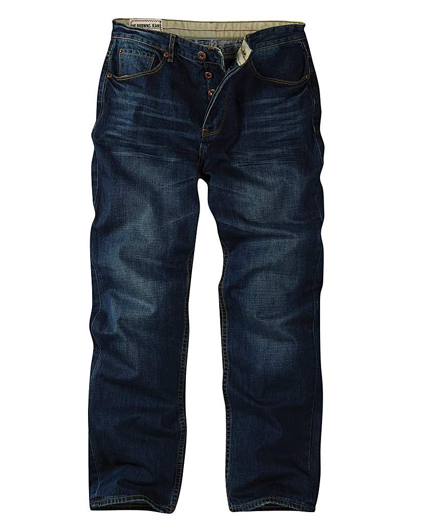 Image of Joe Browns Easy Joe Jeans 29in Leg