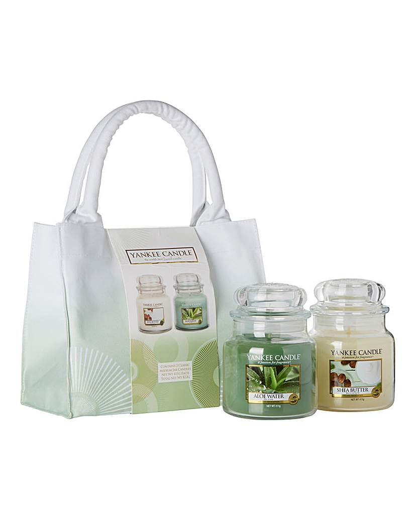 Yankee Candle Medium Jar bag Set