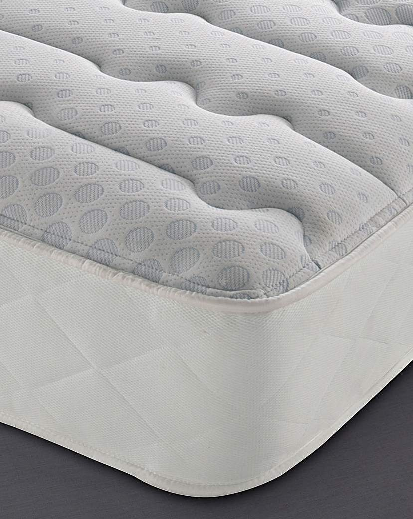 Silentnight Super Kingsize Mattress