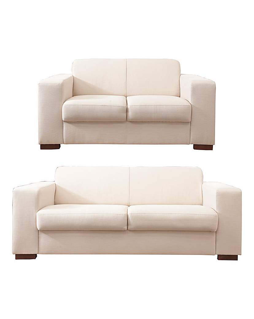 Memphis 3 plus 2 seater Sofa