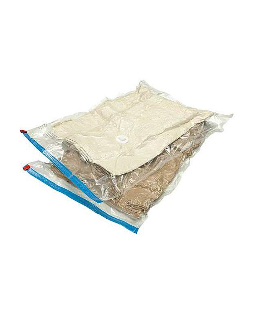 6 Piece Vacuum Storage Bags