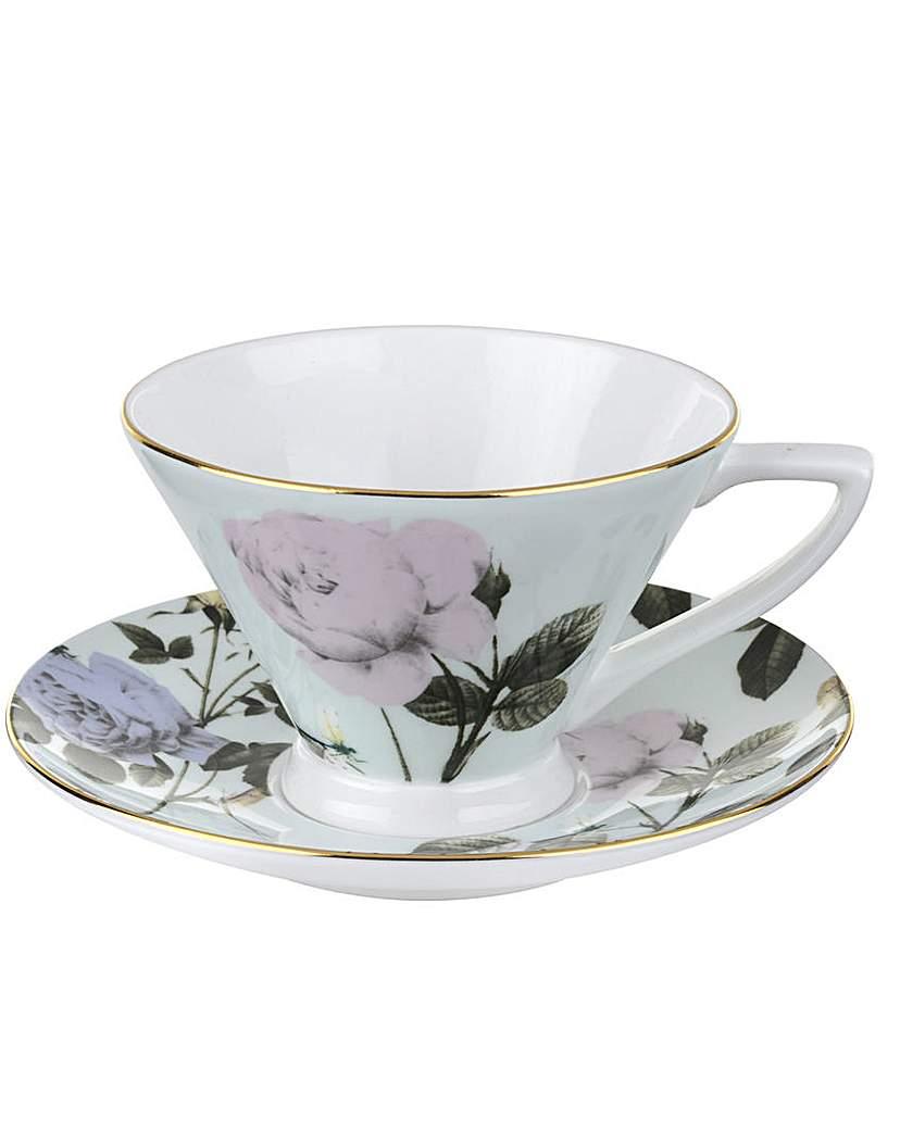 Ted Baker, Tea Cup & Saucer  - Rosie Lee