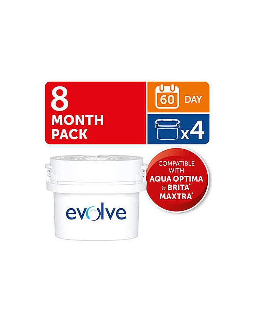 Image of Aqua Optima Evolve 60 Day Water Filter