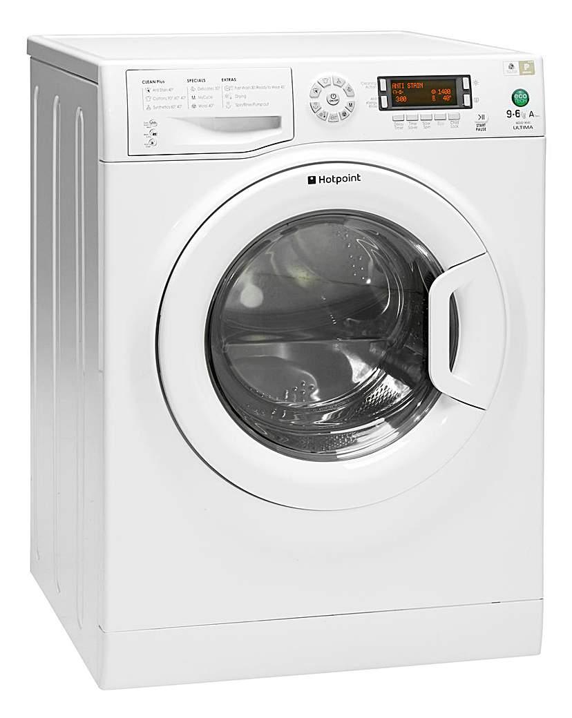 Hotpoint Washer Dryer 9+6kg & Install