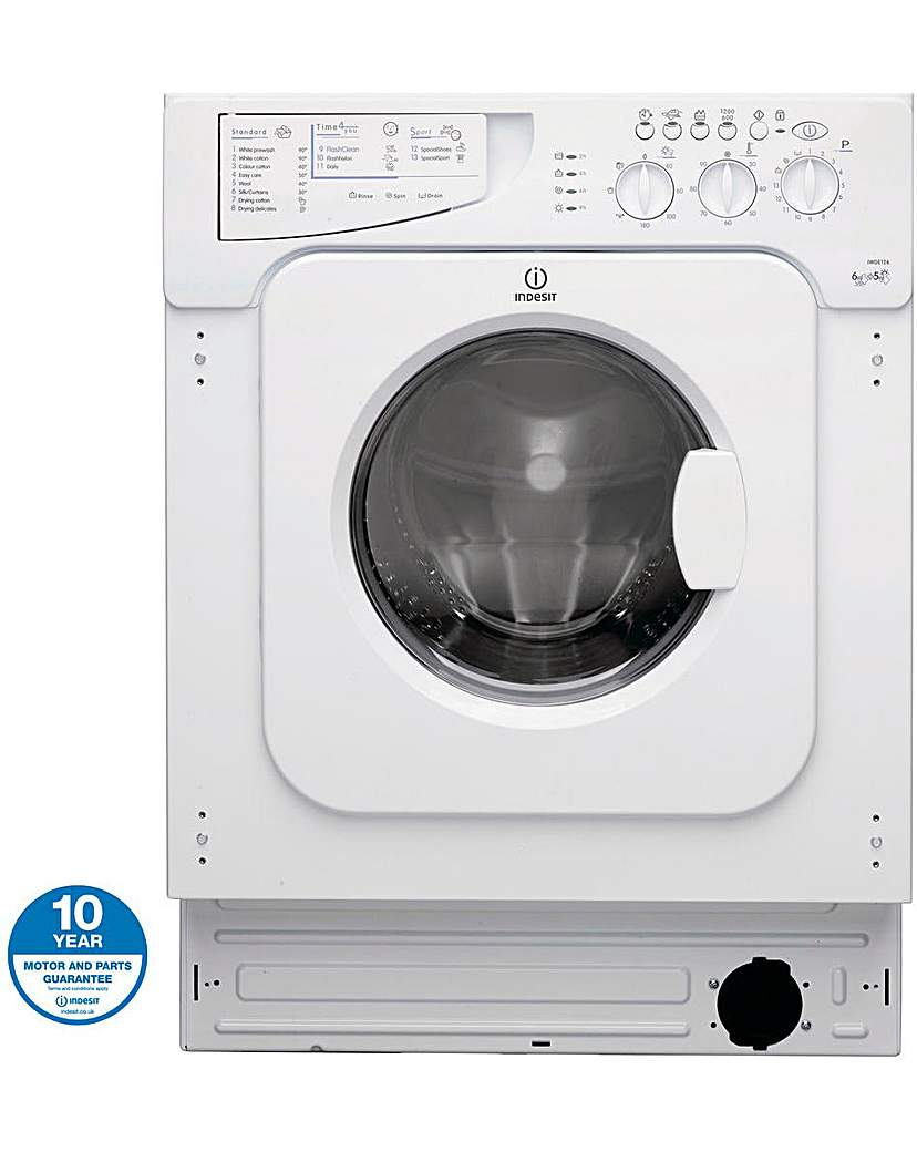 Indesit Built-In Washer Dryer 6+5kg