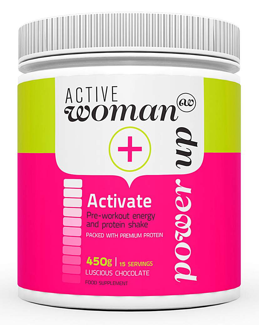 Active Woman Chocolate Protein Shake