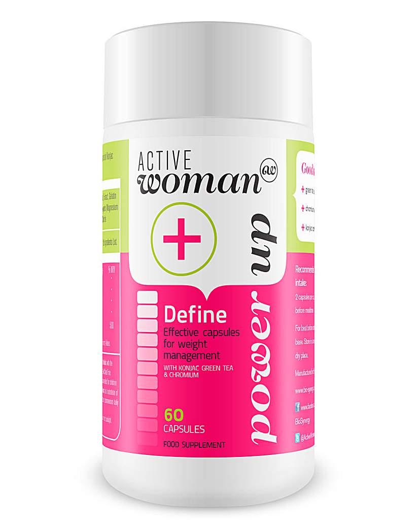 Image of Active Woman Define Slimming Pills - 60