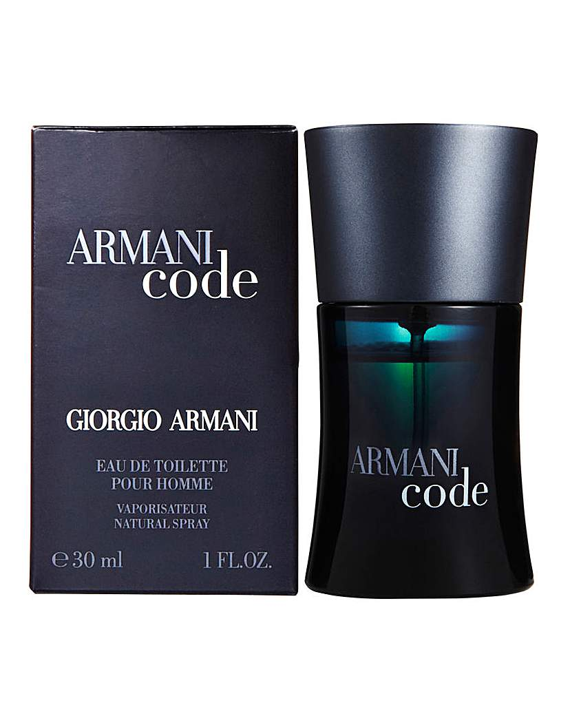 Image of Armani Code Pour Homme 30ml EDT
