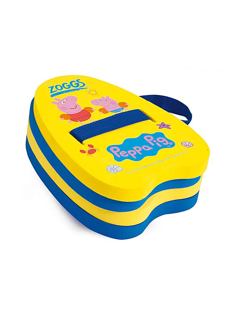 Zoggs Peppa Pig Back Float