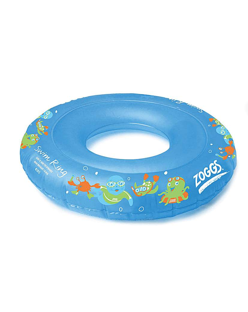 Zoggs Zoggy Inflatable Swim Ring