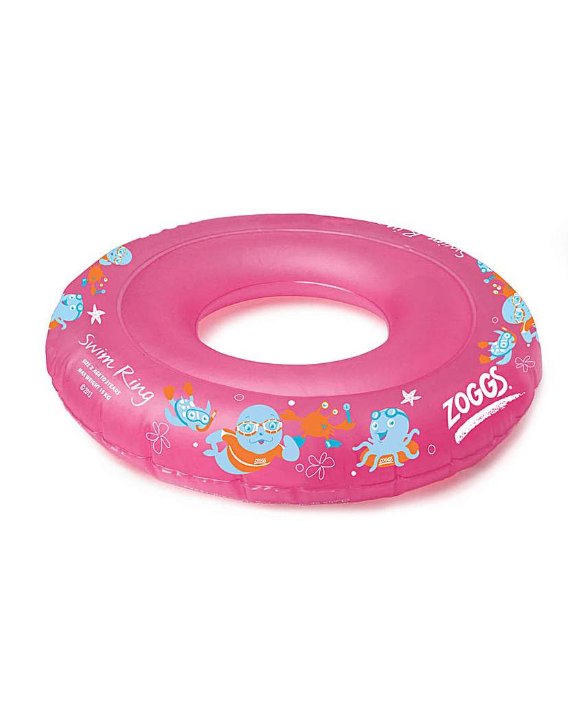 Zoggs Miss Zoggy Inflatable Swim Ring