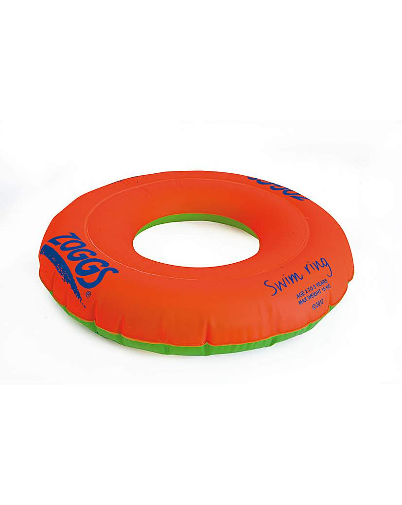 Zoggs Inflatable Swim Ring