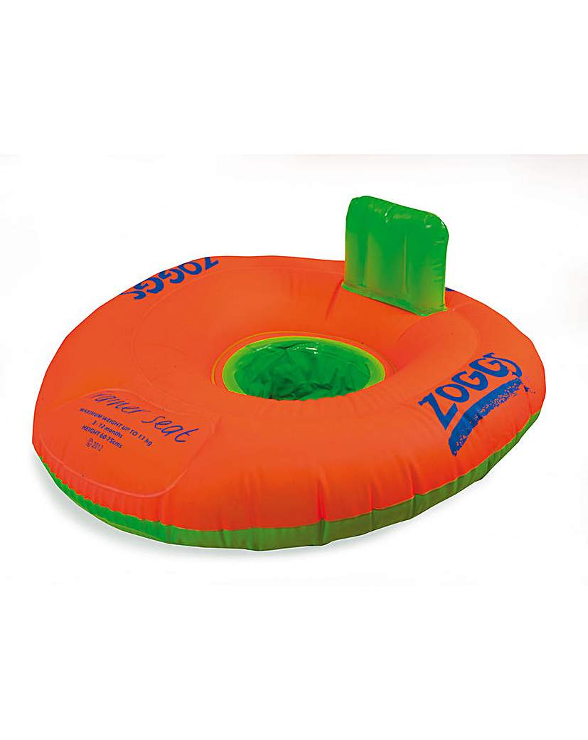 Zoggs Inflatable Trainer Seat
