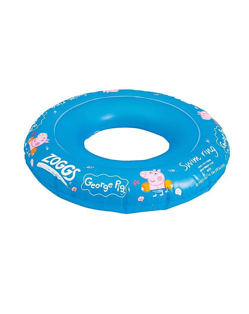 Zoggs Peppa Pig - George Swim Ring