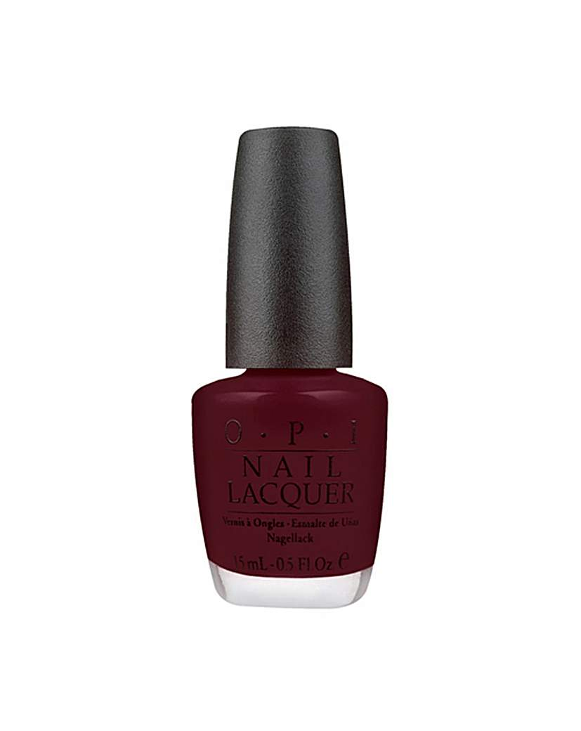 OPI Lincoln Park After Dark Nail Polish