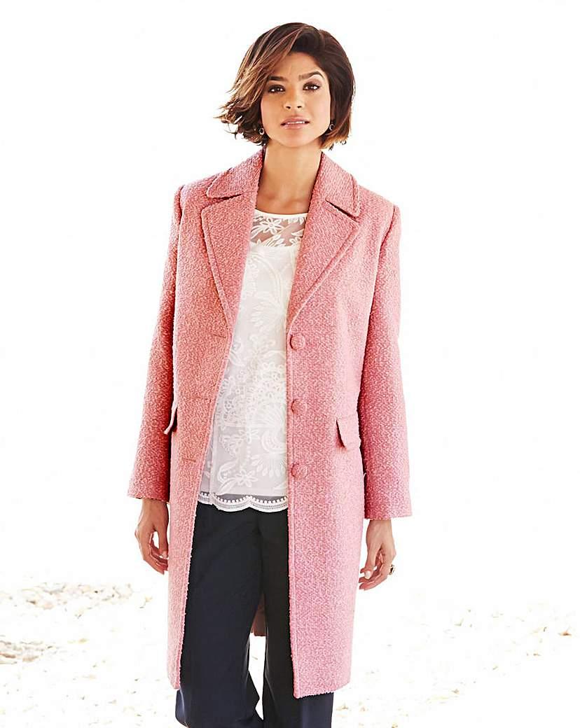 Nightingales Boucle Coat