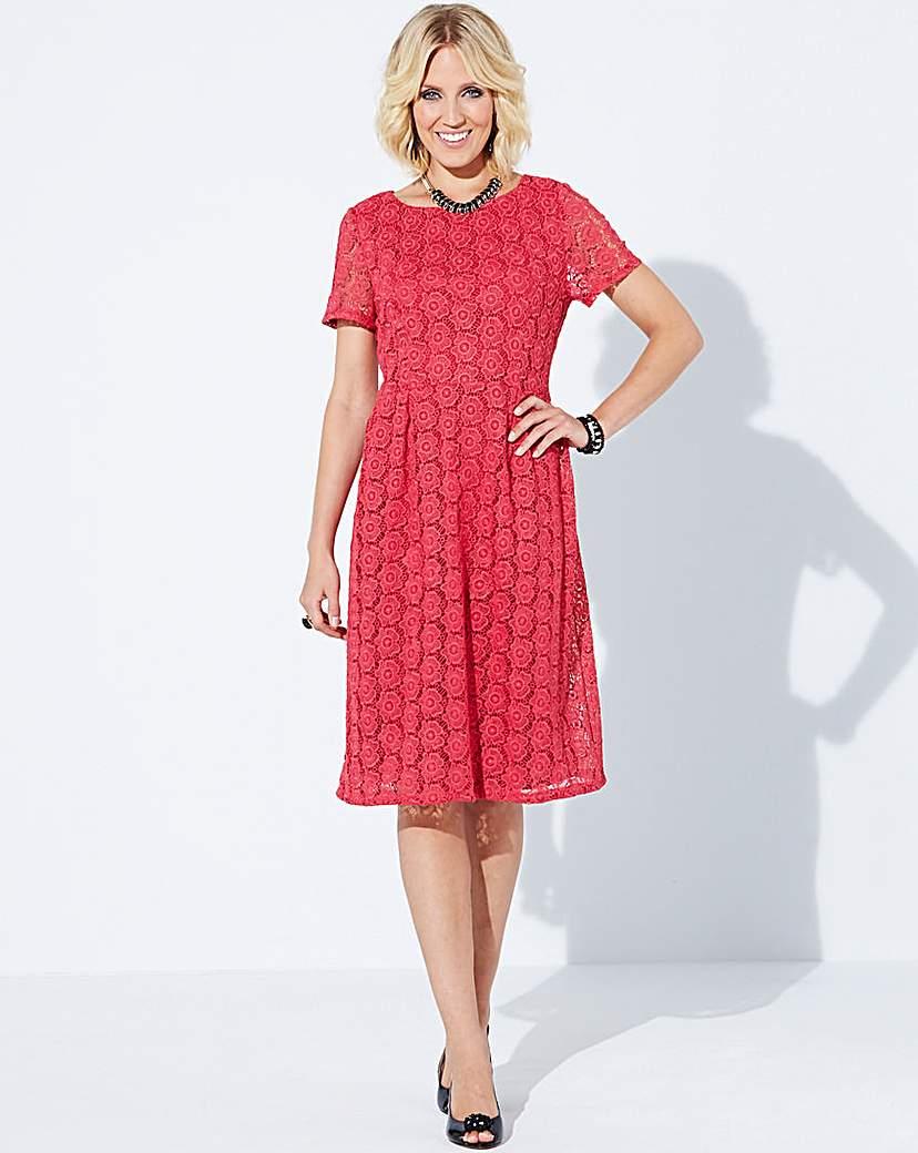 Nightingales Lace Dress
