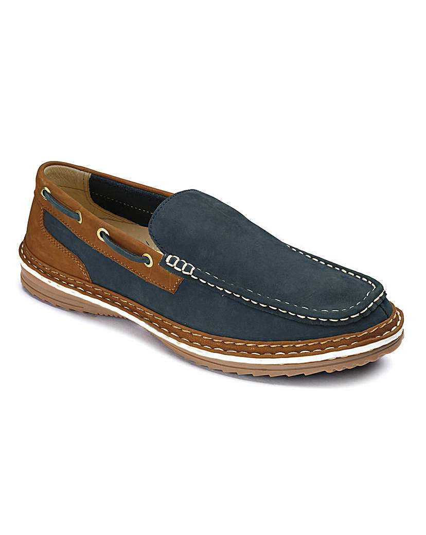 Image of Slip On Boat Shoes By Air Cool Standard