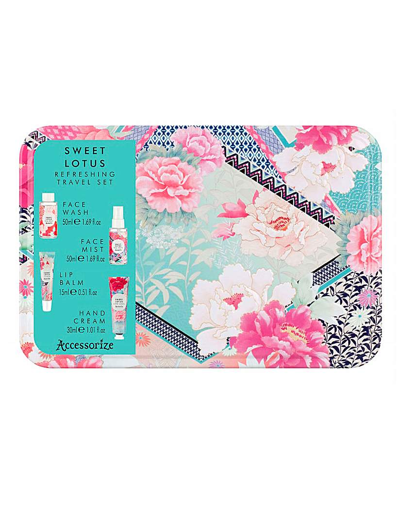 Image of Accessorize Travel Tin - Sweet Lotus