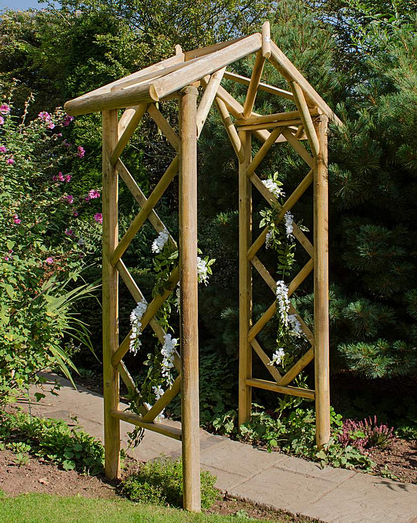 Image of Forest Rose Arch
