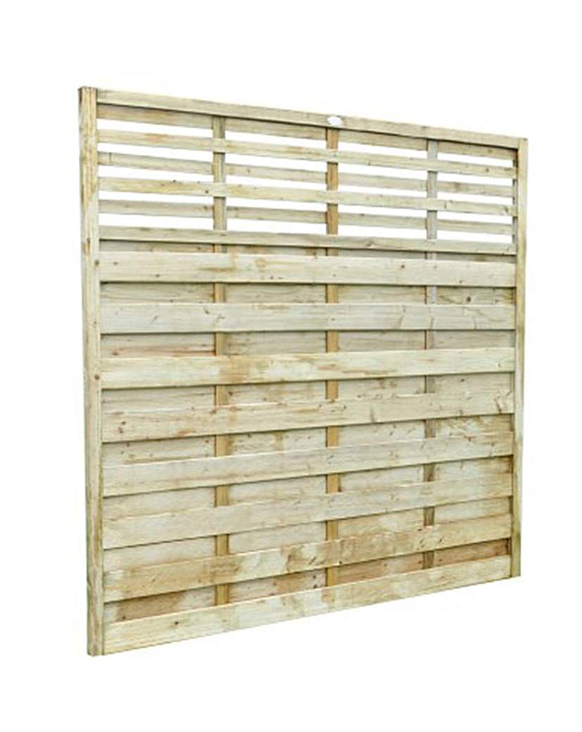 Image of Forest Kyoto Fence Panel Pack of 3