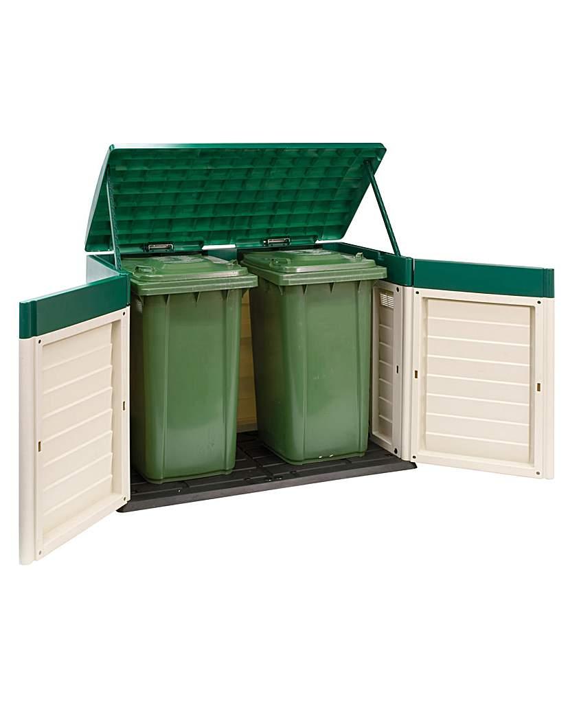 Image of Garden Bin Storage Cabinet