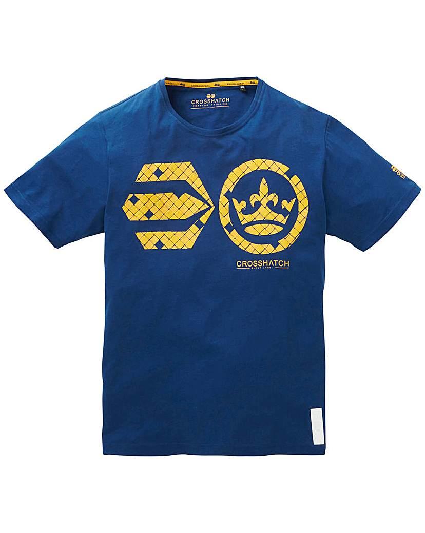 Image of Crosshatch Arowana T-Shirt