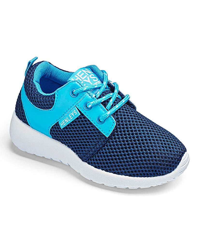 Product photo of Henleys boys running trainers
