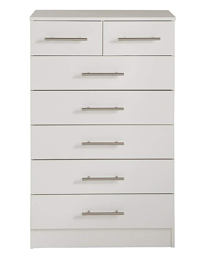 Image of Helsinki Five plus Two Drawer Chest