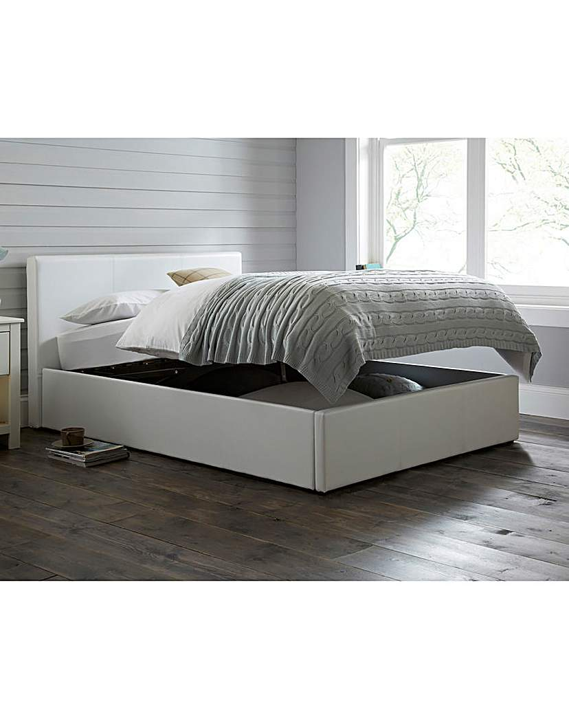 Seville Single Bed with Memory Mattress