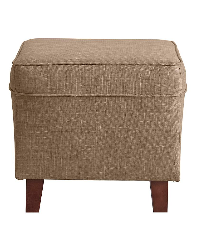Image of Country Wing Footstool