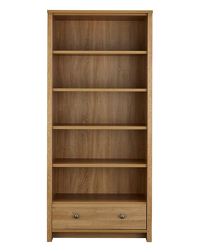 Image of Salcombe Large Bookcase