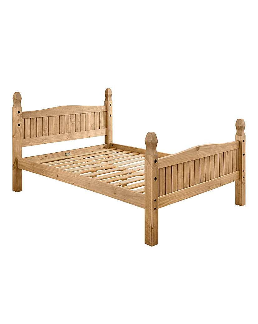 Monterrey Single Bed