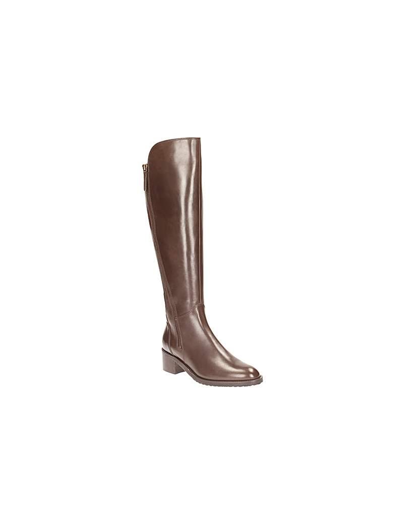 Clarks Valana Melrose Boots.