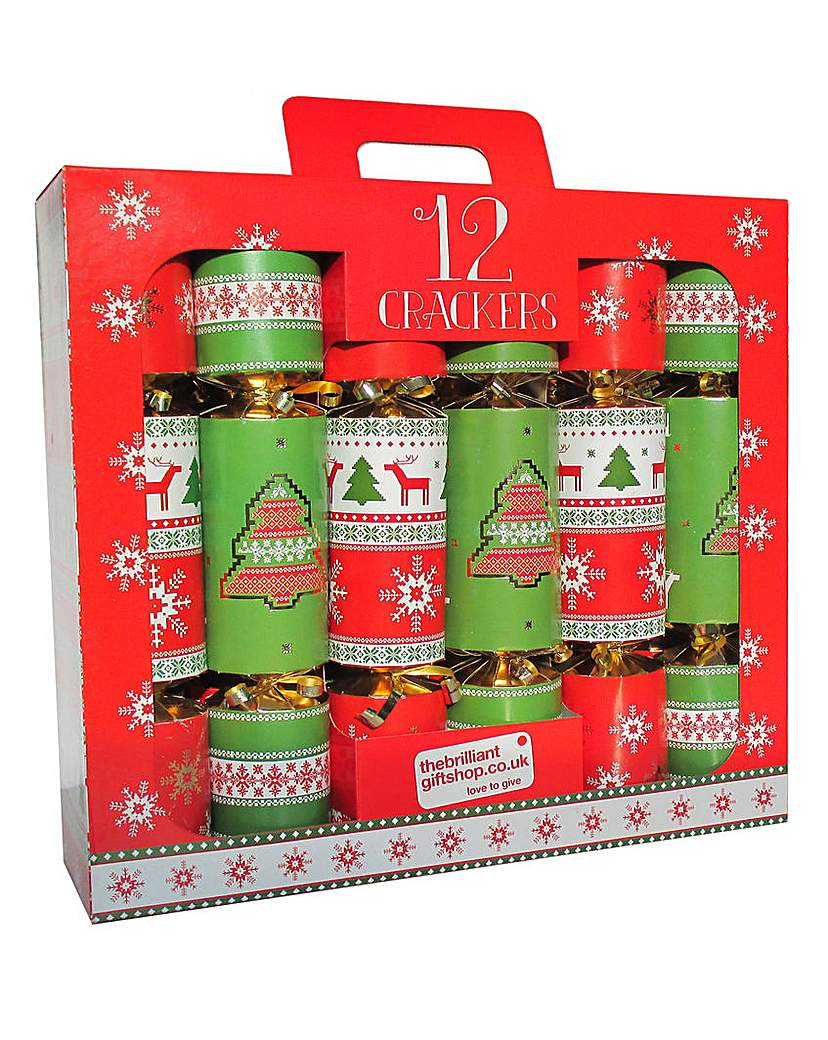 Deluxe Christmas Crackers