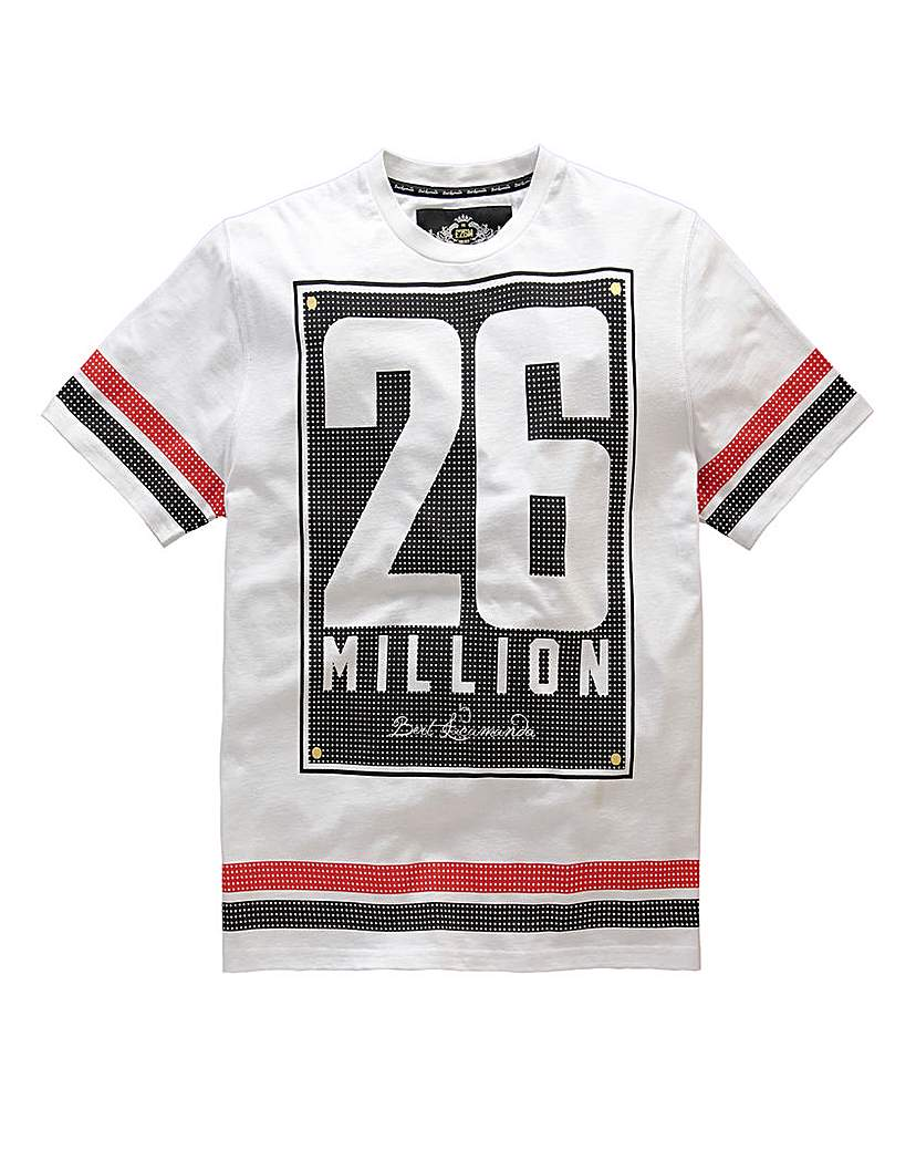 26 Million Praag White T-Shirt