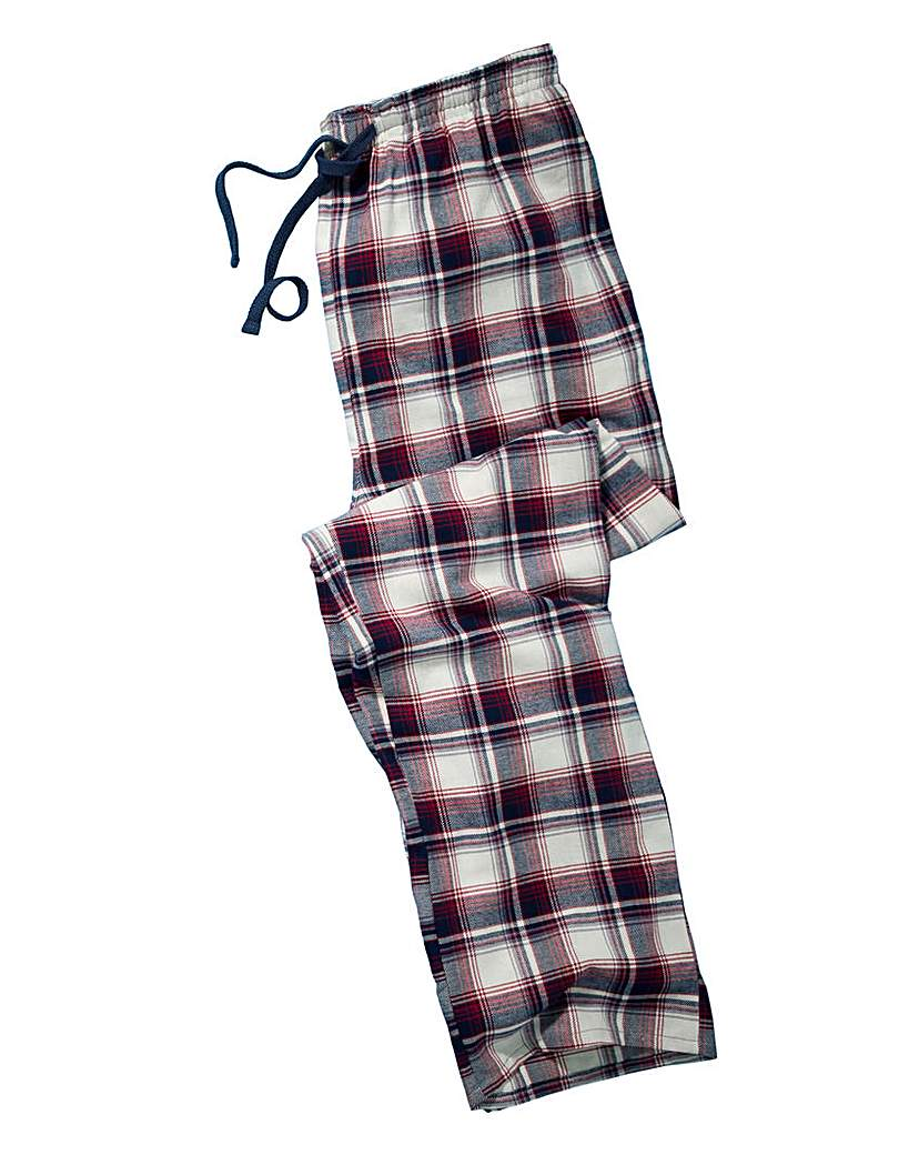 Southbay Check Pyjama Bottoms